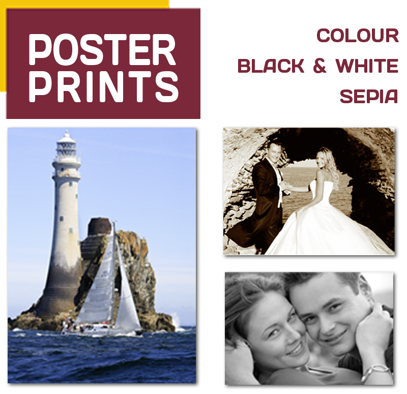 Small and Large Format Photo Printing. Order your photo prints, poster prints from Pictorium Photoshop Monkstown Dublin Ireland. Facebook • Mobile Phone • USB • Laptop • iPad • Camera • Hard Copy • Slide • Neg. Order your prints • By Phone (01) 284 6106 • Via Email (info@pictorium.ie) • or Call into our Shop. Delivered Nationwide.