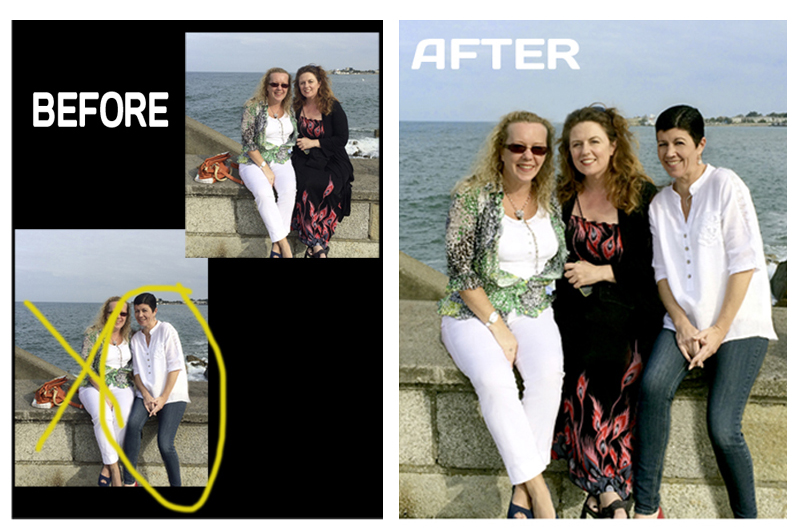 PHOTO EDITING - Remove/ Add People & Objects - Change Backgrounds