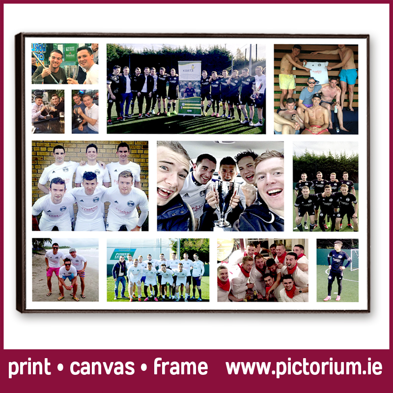 sports rugby photo collage the pictorium dublin photo printing