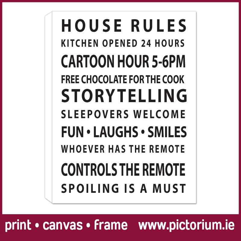 house rules scroll the pictorium dublin photo printing restoration