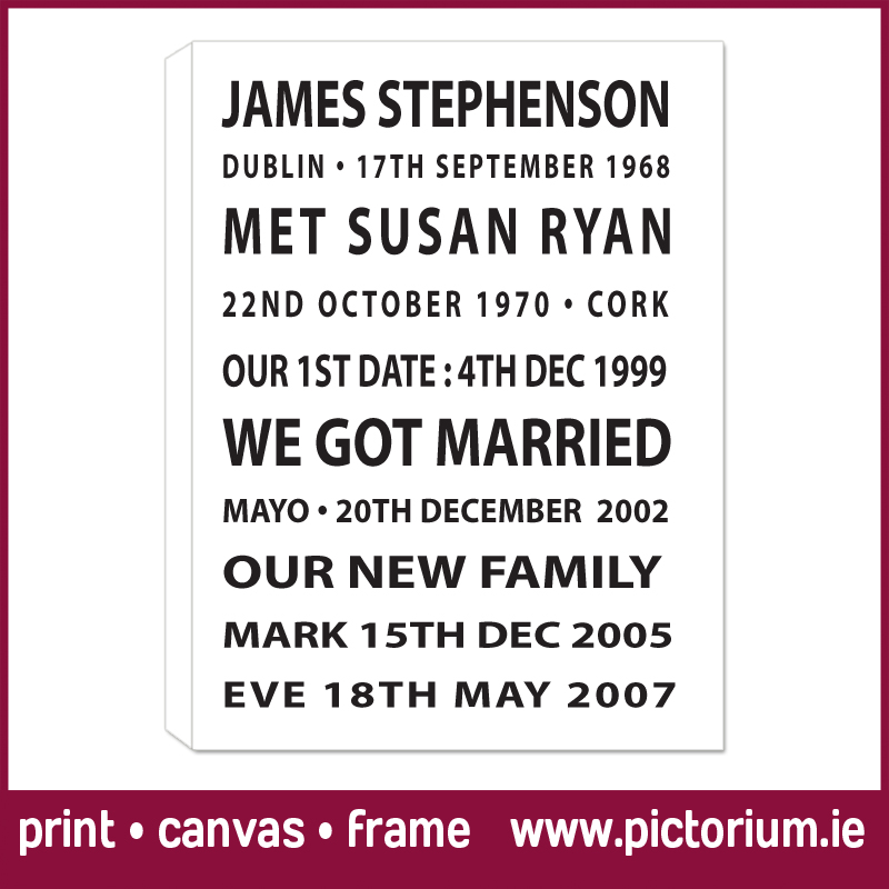 wedding scroll the pictorium dublin photo printing restoration