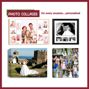 PHOTO COLLAGES For all Occasions