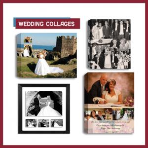 PHOTO COLLAGES Wedding & Anniversary