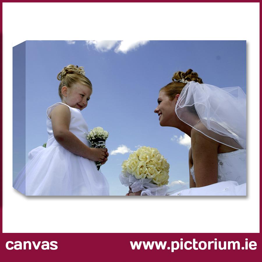Flower Girl Wedding Anniversary Gift The Pictorium Dublin Photo