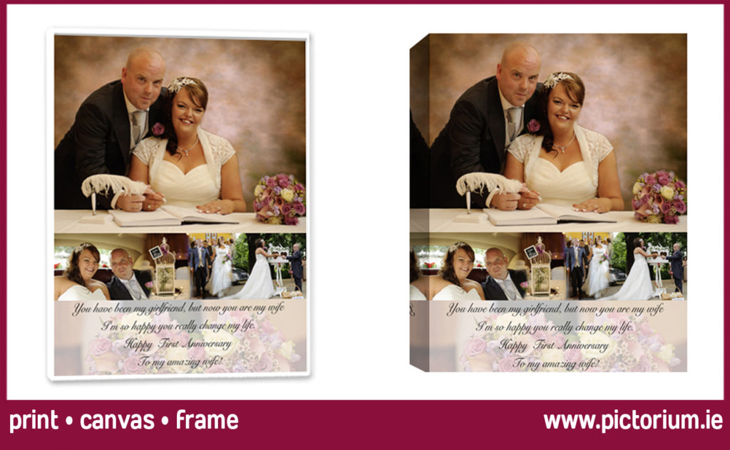 Photo Gifts Engagement Wedding Anniversary The Pictorium Dublin